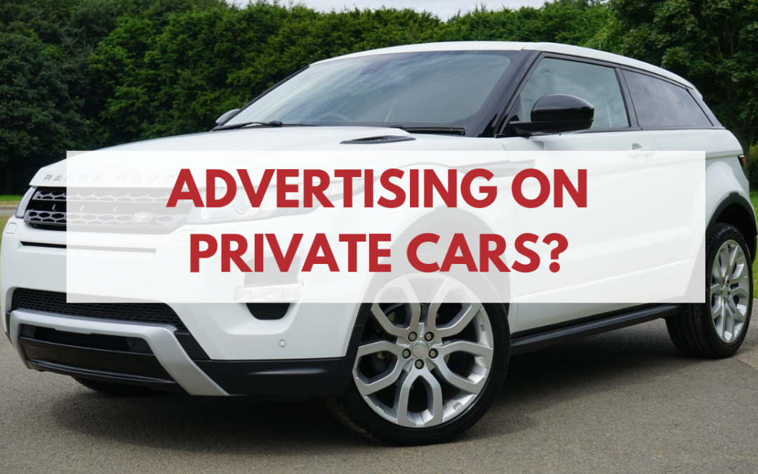 Is advertising on private car business will work out in India