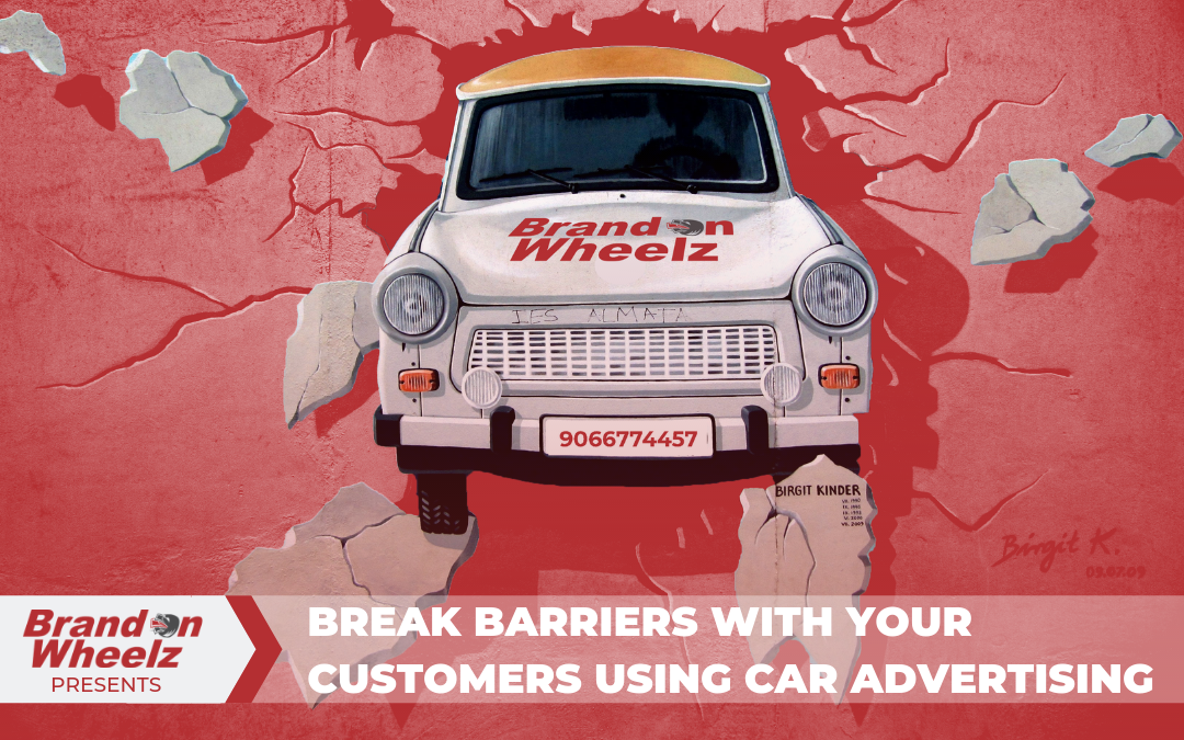Improve your Marketing Efforts with Car Advertising