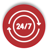 24/7 AVAILABILITY WITH DAALCHINI ADVERTISING