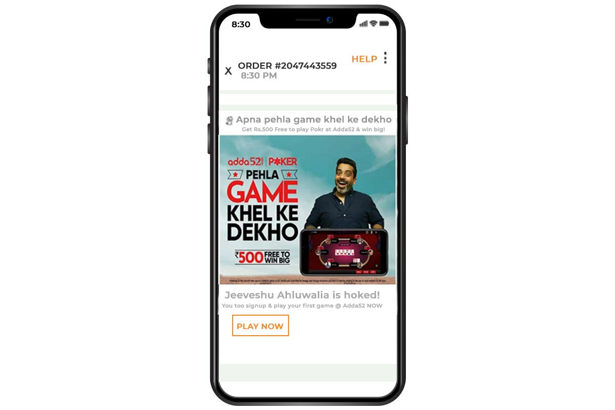 Swiggy Campaign Marketing