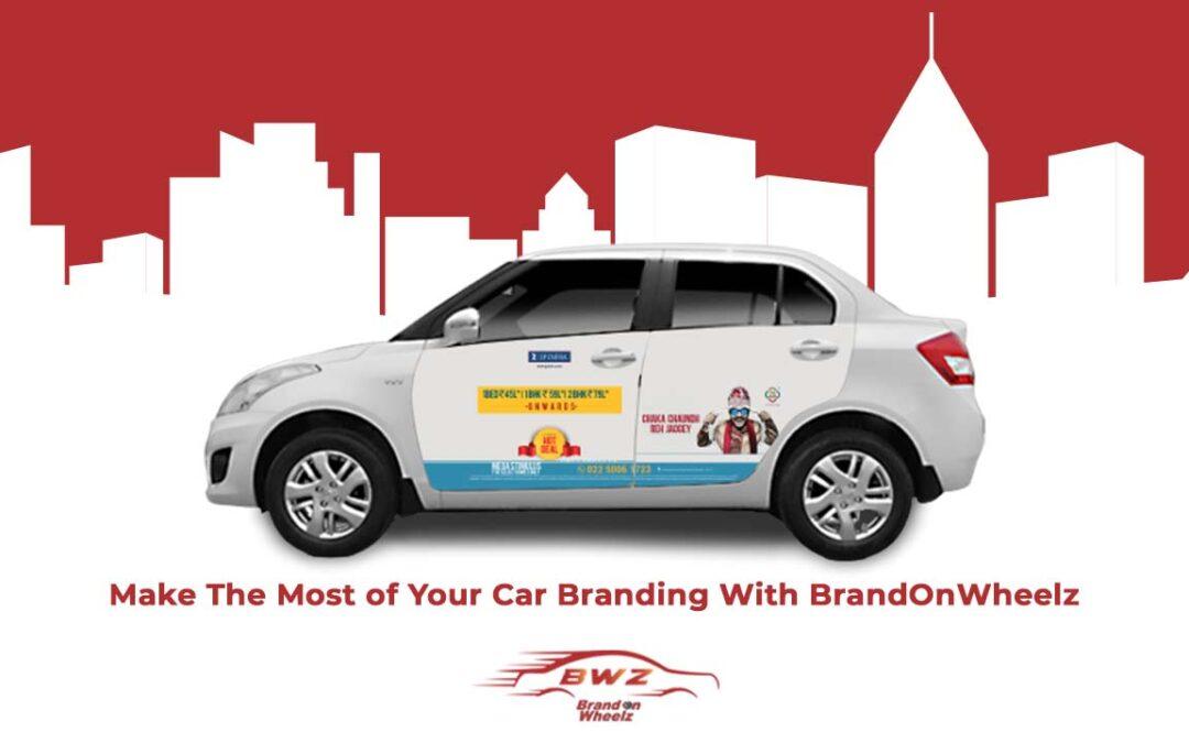CAR BRANDING – WHAT NEXT?